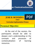 CURRICULUM CONTEXTUALIZATION.ppt