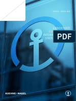 Consolidated Interim Financial Statements Unaudited