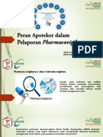Pelaporan Pharmacovigilance