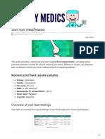 geekymedics.com-Joint fluid interpretation.pdf