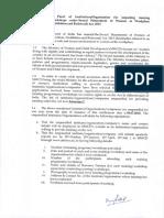 List of Empanelled Organisations PoSHaW 2018 WCD