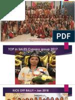 Cypress Group Assembly SEPT 2018