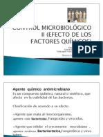 Control Microbiologico II