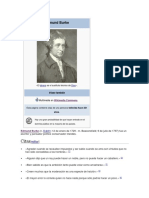 Edmund Burke Fraces - Citas
