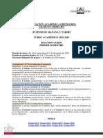 SEGUNDO+CURSO.PRIMER+SEMESTRE.DERECHO+2018-2019