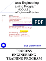 Mod 3-Process Engineering Objectives