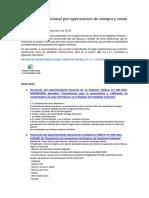 Información Adicional Por Operaciones de Compra y Venta de Vehículos (002)