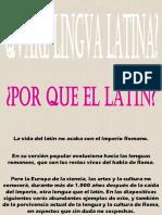 Qvare Lingva Latina (Español)