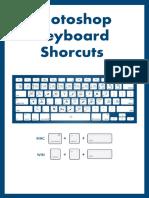 Photoshop Keyboard Shortcuts