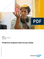 Predictive Analytics Data Access Guide.pdf