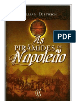 Saga William Dietrich 01 - As Piramides de Napoleao