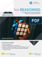 Bank Ace Reasoning Ability Book Index