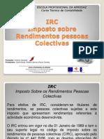 Trabalho IRC