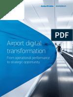 Airports Digital Transformation