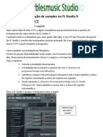 Realização de samples no FL Studio 9