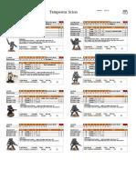Kill Team roster spreadsheet (FR)