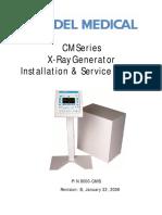 DEL Medical CMP 200 X-Ray - Service manual.pdf