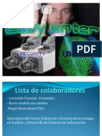 Manuales Proyecto Easy Enter