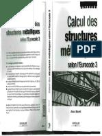 Calcul Des Structures Métalliques Selon L_Eurocode 3 Par Jean Morel