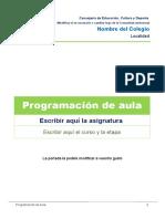 Plantilla Programacion de Aula (1)