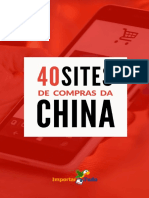 40 Sites Da China - Importar Tudo