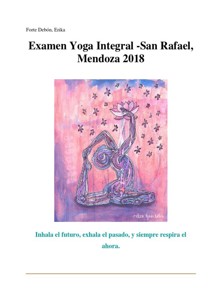 Examen Yoga Integral Forte Erika Yoga Respiracion Prueba Gratuita De 30 Dias Scribd