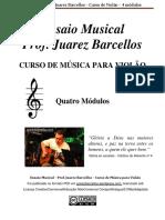 Ensaio Musical 4 Mc3b3dulos