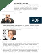 Como Pensar Como Sherlock Holmes.pdf