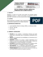 Procedimiento de Retiro de Tuberías Metálicas y Montaje de Tuberías de Pvc