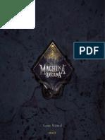 Machina Arcana - Manual Draft