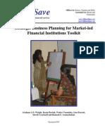 Strategic Business Planning Toolkit