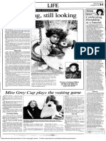 1989 Toronto Star story