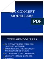 Concept Modellers