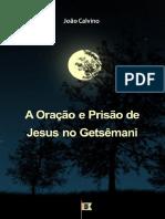 CALVINO, João - A Oração e Prisão de Jesus no Getsêmani.pdf