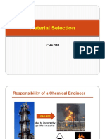 Lecture 2- Material Selection