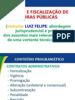 Curso_Gestão e Fiscalização de Obras Públicas_ELO_22 e 23-10-2018