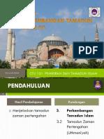 Bab 3 Perkembangan Tamadun Islam v A