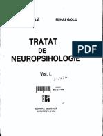 Dlscrib.com Leon Danaila Ampamp Mihai Golu Tratat de Neuropsihologie Vol 01