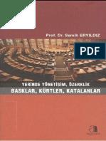 Yerinde Yönetişim, Özerklik Basklar, Kürtler, Katalanlar.pdf
