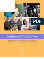 Customer Satisfaction - Framework