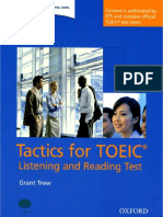 Tactics for TOEIC - Listening and Reading.pdf