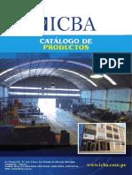Catalogo Icba 2016