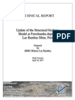 JSFGC - MMG Update of the Structural Geology Model at Ferrobamba Deposit Las Bambas Mine, Peru - 1 (JSF) English_r-converted