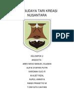Senbud Tari Kreasi Nusantara