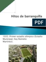 Hitos de Barranquilla