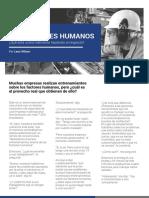 2018 Los Factores Humanos Articulo ES