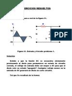 06 Ejercicios Resueltos DIODOS RECORTADORES.pdf