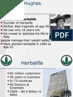Herbalife Pitchbook Oct 2010