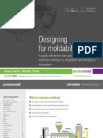 Protomold - Design for Mold Ability