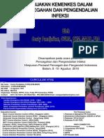 2.Kebijakan Kemenkes Dalam PPI (B. Costy)
